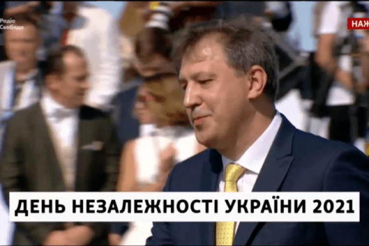 Волинський лікар отримав відзнаку президента України
