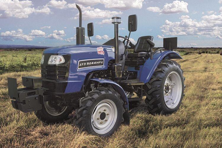 МОДЕРНІЗАЦІЯ ДТЗ 5244НРХ: нові «фішки» трактора,що «порвав» ринок!