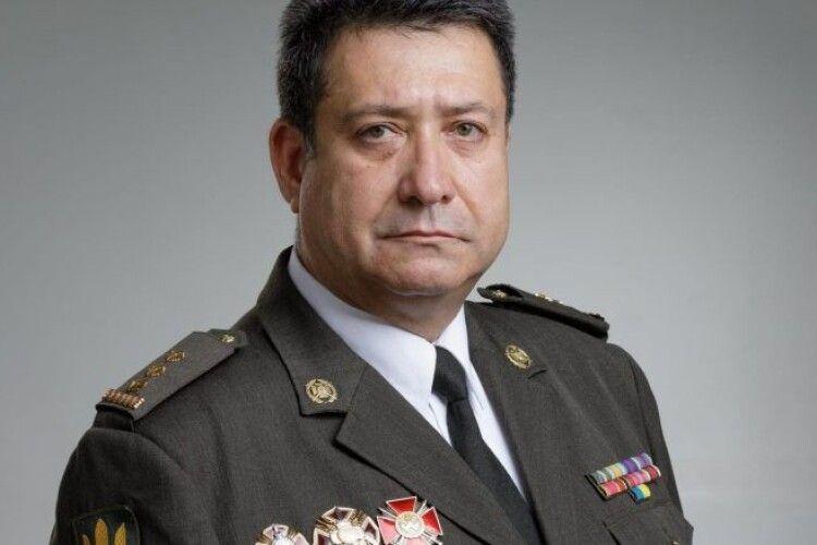 Полковника Ісмаілова, який очолив список «Європейської Солідарності» до Сумської облради, намагаються незаконно звільнити з посади