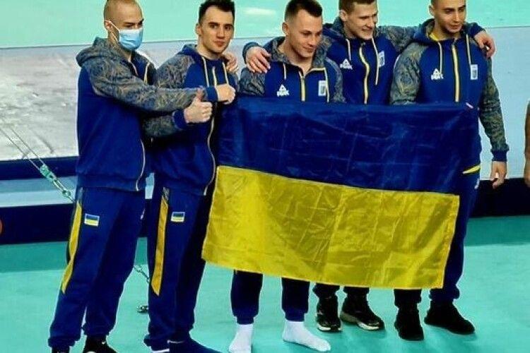 Вперше! Збірна України зі спортивної гімнастики стала чемпіоном Європи