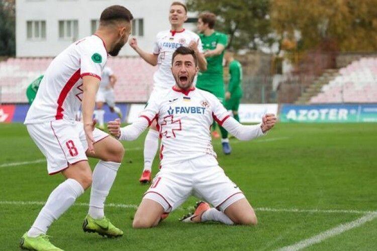 Уболівальники визнали Богдана Оринчака найкращим гравцем «Волині» 2020 року (Відео)