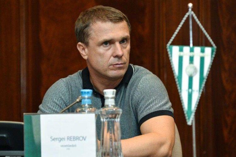 Реброва визнано найкращим тренером року в Угорщині