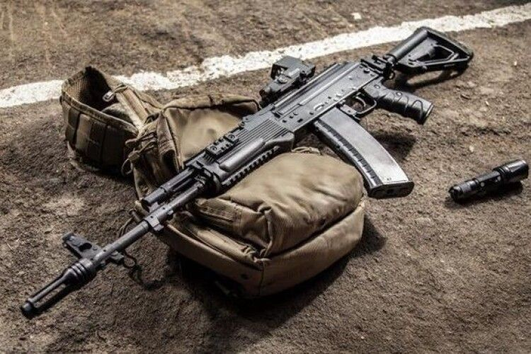 На Чернігівщині застрелився контрактник
