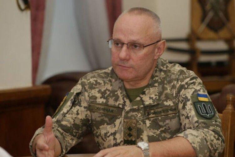Хомчак: «Мені росіяни пропонували випустити з Іловайська військових, аби тільки лишили добровольців»