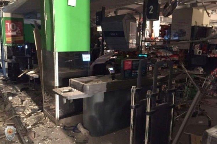 Президент Росії заявив, що вибух у супермаркеті Санкт-Петербурга - теракт.