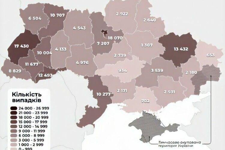 Кабмін змінив правила карантину в Україні та принцип зонування