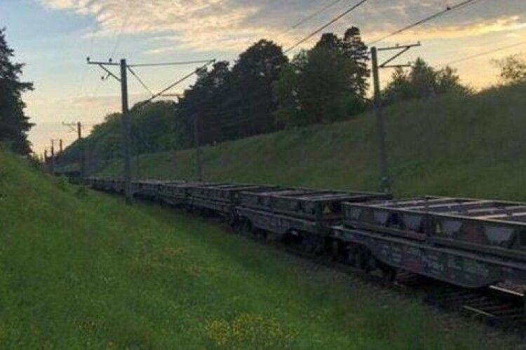 На Львівщині 33-річна жінка потрапила під потяг
