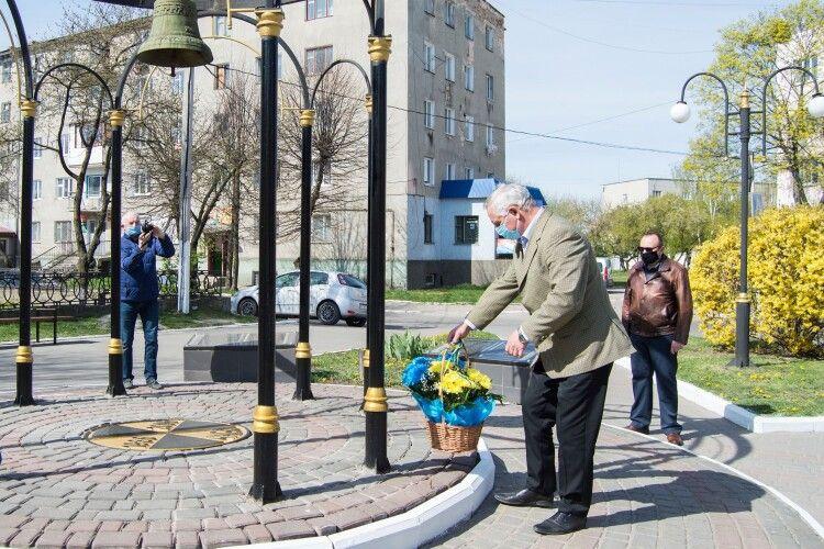 У Нововолинську згадали полеглих у Чорнобилі: їх налічується 90…