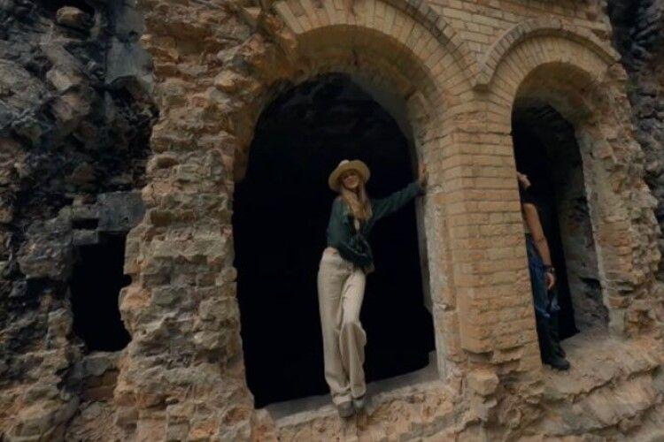 Джамала і TAYANNA зняли кліп на Рівненщині (Відео)