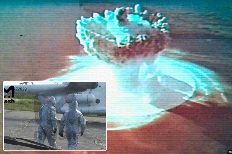 Новий Чорнобиль: уРосії вибухнув ядерний двигун ракети