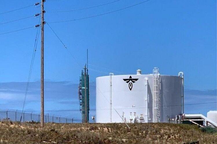 Американська компанія з офісом у Дніпрі готує стартовий майданчик для запуску ракет-носіїв