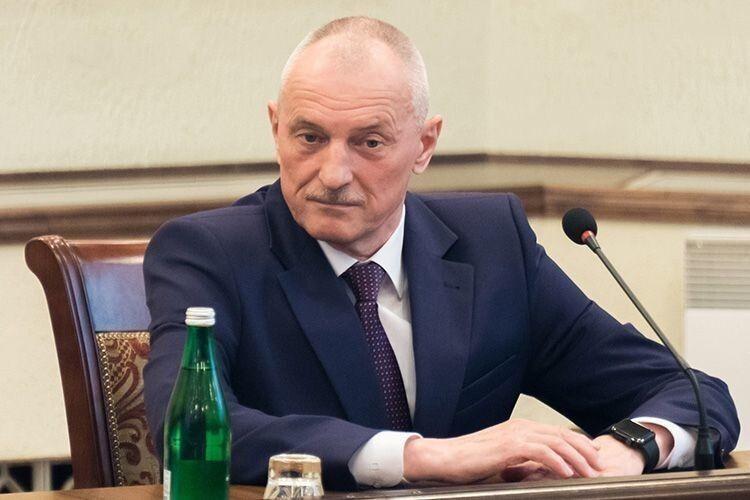 Президент звільнив Олександра Савченка з посади голови Волинської обласної державної адміністрації