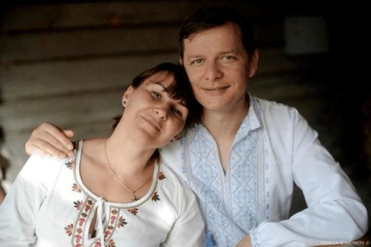 Олег Ляшко скоро знову стане батьком: його 50-річна дружина Росіта – вагітна