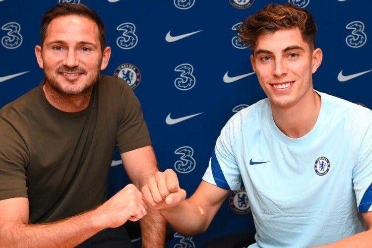 Лондонський «Челсі» виклав 70 мільйонів євро за молодого таланта з Німеччини
