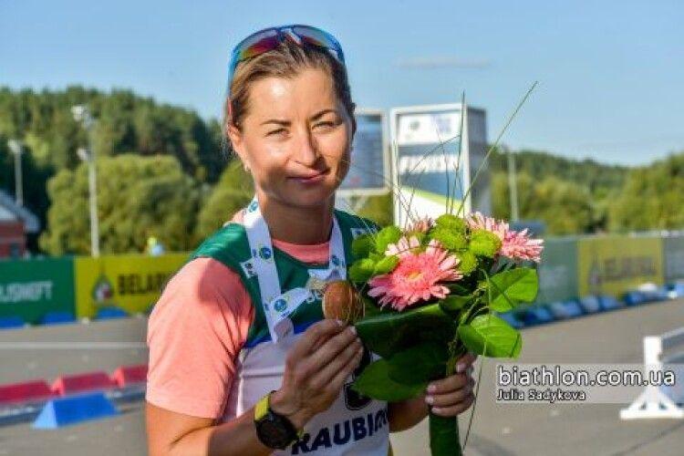 Україна – шоста у загальному заліку медалей на Чемпіонаті світу з літнього біатлону