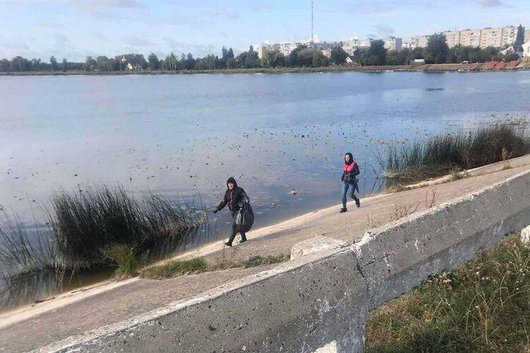 У Ковелі на березі Турії відбулась екологічна толока
