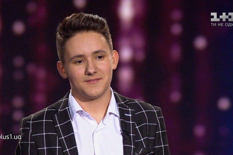 Волинський соловейко переміг на міжнародному вокальному конкурсі