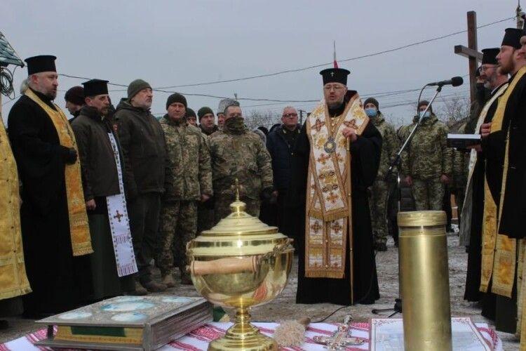 У Маріуполі вперше буде побудовано храм на честь воїнів російсько-української війни