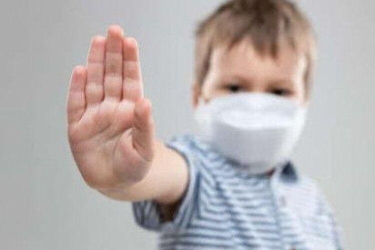 На Старовижівщині серед хворих на COVID-19 – 6 дітей