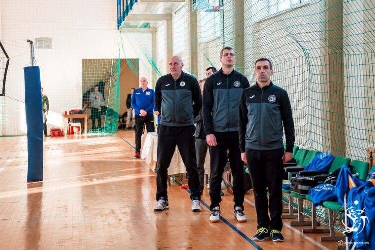 Волейбол: у Полтавчанки з'явився новий тренер