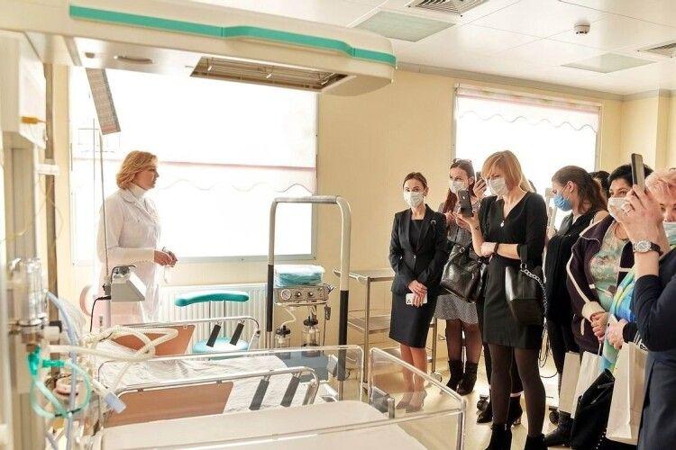 За такими – майбутнє: Волинський перинатальний центр чи не найкращий в Україні