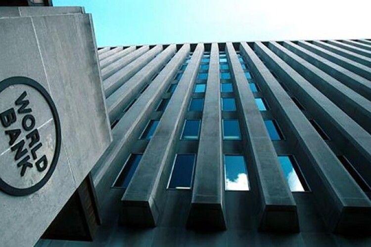 Світовий банк відклав виділення Україні першого траншу на 350 мільйонів доларів