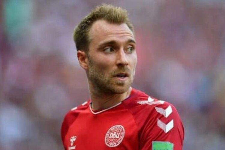 Футболісту, у якого зупинилось серце на матчі Євро-2020, встановлять кардіостимулятор