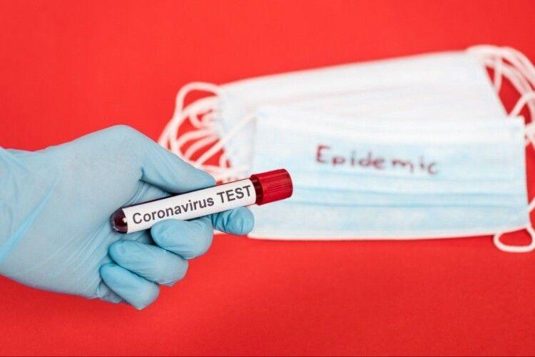 У Луцькому районі 22 людини підхопили коронавірус