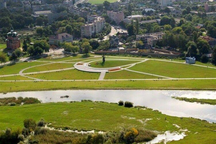 У Ковелі на парки витратять 700 тисяч гривень