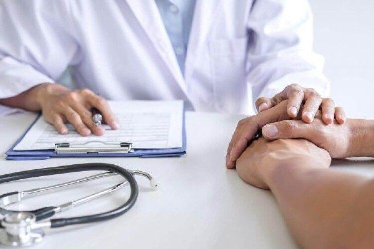 Щодня 450українців дізнаються,що вони хворі нарак