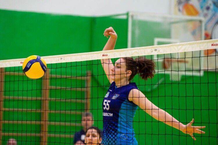 Українська волейболістка гратиме в Фінляндії