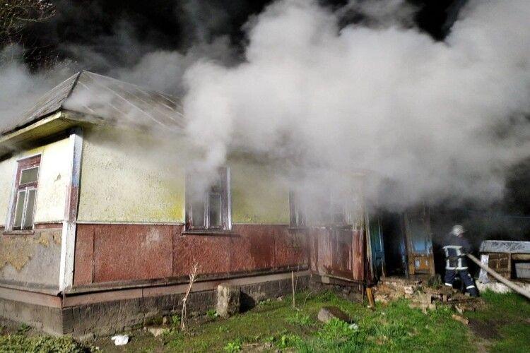 Рятувальники з Мар'янівки учора двічі виїздили гасити пожежі