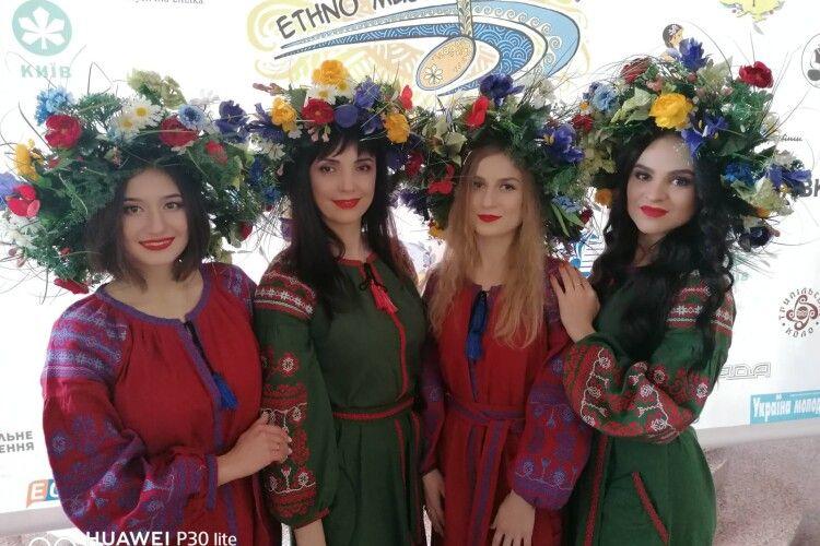 Луцьку «Ноту НЕО» назвали в Києві «Віртуозами фолку»