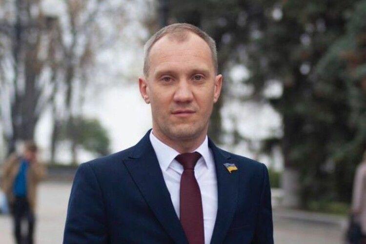 Призначили керівника волинської організації «Слуги народу»