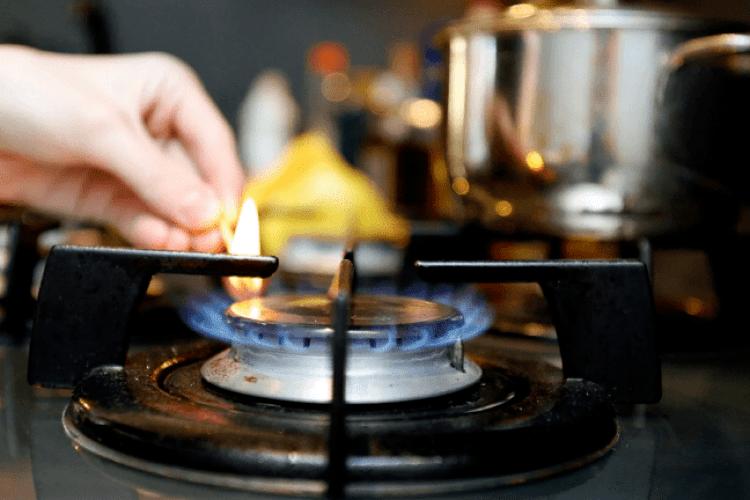 Нафтогаз встановив ціну на газ у лютому, яка нижче рекомендованої урядом