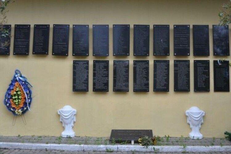 Волинський історик встановив ще одне ім'я розстріляного в Луцькій тюрмі