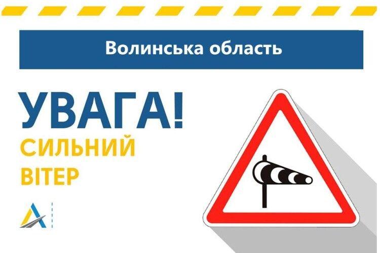 Волинських водіїв попереджають: тримайтеся подалі від рекламних щитів, ліній електропередач і високих дерев