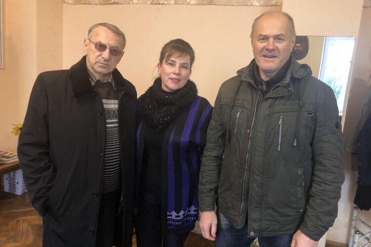 Шевченківський лауреат готує незвичайну прем'єру на Волині