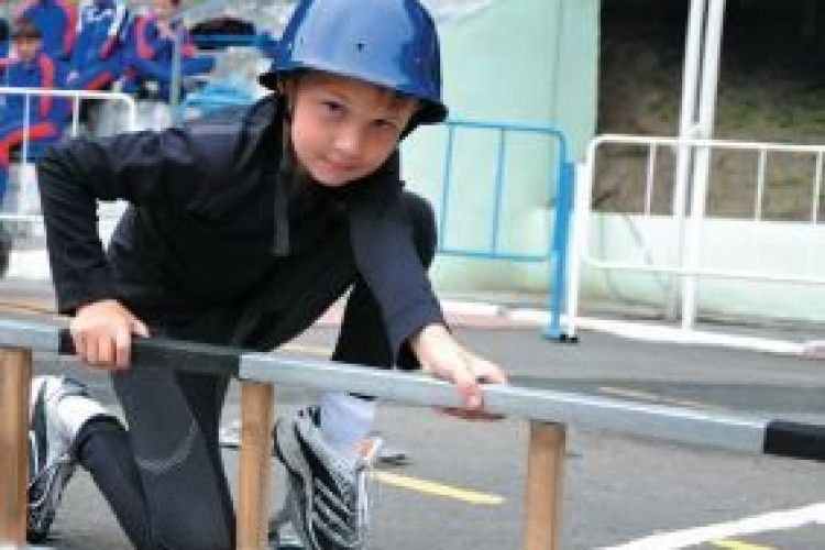 У спортивну секцію з пожежно-прикладного спорту набирають юнаків і дівчат