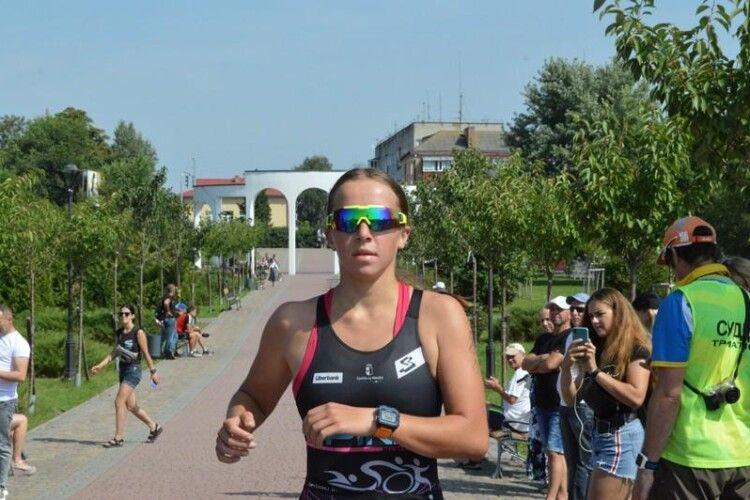 На Волині пройшов чемпіонат України з крос-триатлону (Фото)
