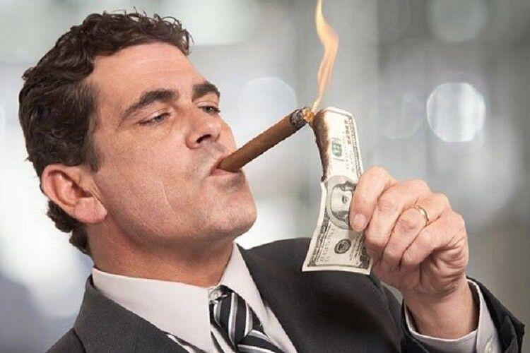 На Рівненщині 40 мільйонерів сплатять за рік 6 мільйонів податків на доходи