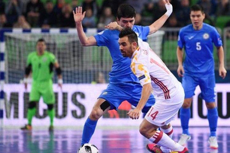 У фіналі футзального Євро зіграють Португалія та Іспанія