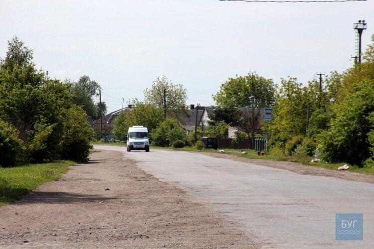 Коли почнуть ремонтувати дороги із Володимира-Волинського до Устилуга та з Нововолинська до Іванич