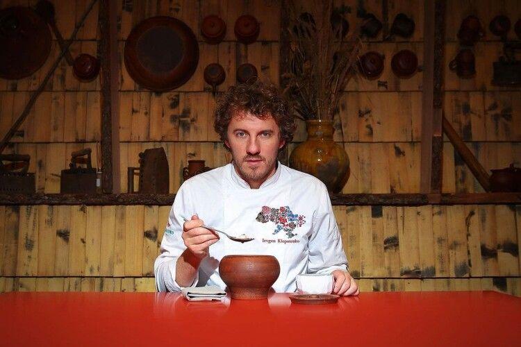Волинський борщ «накрові» вразив відомого кулінара