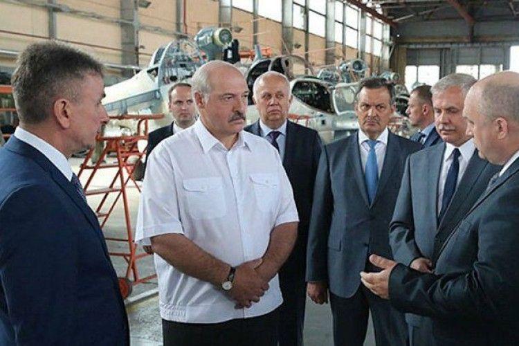 Лукашенко націоналізував український завод у Білорусі