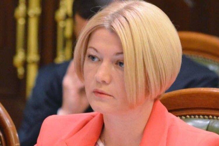 Ірина Геращенко: «Європейська Солідарність» наполягає на ухваленні законопроекту щодо обов'язкового страхування медиків