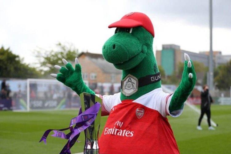 Лондонський «Арсенал» терміново повертає на роботу динозавра Гуннерзавра, раніше скороченого задля економії