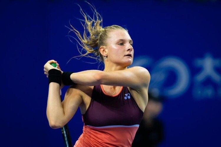 Незалежний трибунал ITF відхилив клопотання української тенісистки Даяни Ястремської, яку підозрюють у вживанні заборонених речовин