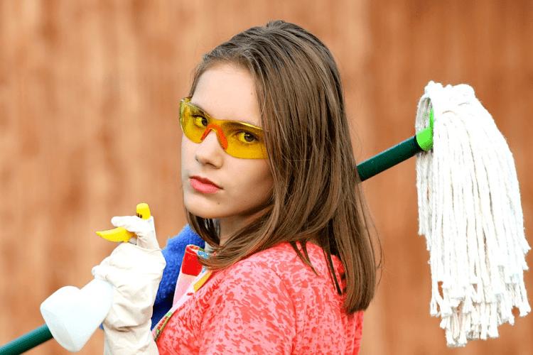 Декілька порад для легкого прибирання на кухні