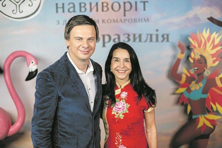 «Рабиня Ізаура» заспівала «Червону руту» у Харкові